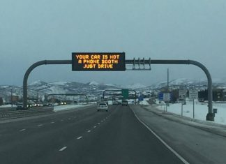 UDOT Signs