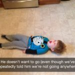 Ridiculous Reasons Kids Cry